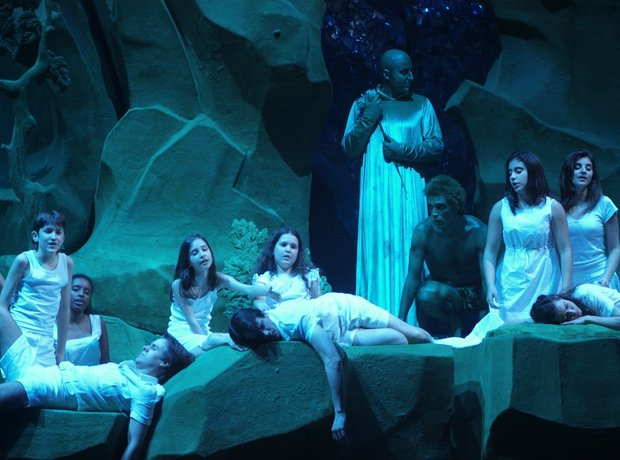 Midsummer Night's Dream Britten