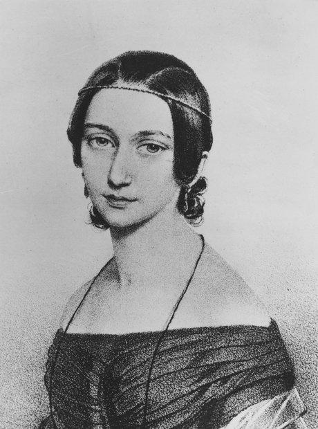 Clara Schumann woman composer