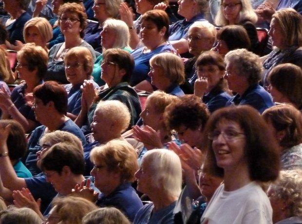 The Really Big Chorus