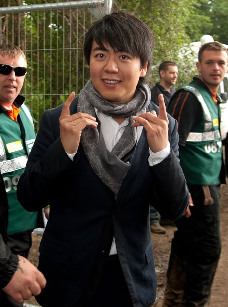 Lang Lang at Latitude Festival 2012