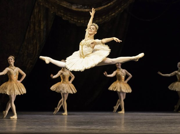 The Royal Ballet School Paquita