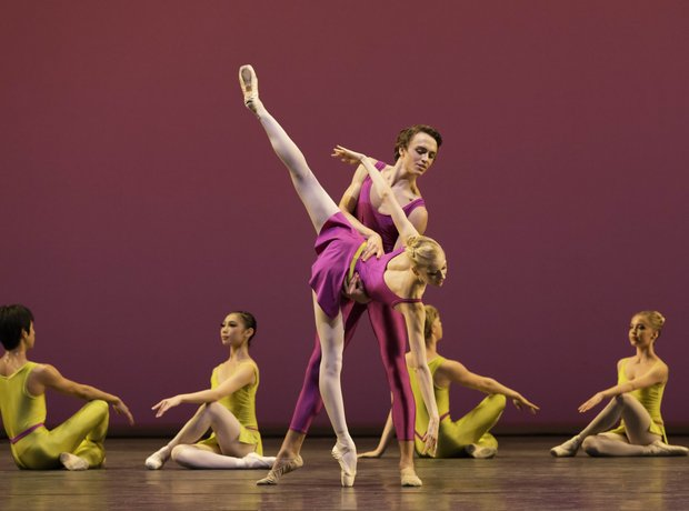 The Royal Ballet School Simple Symphony