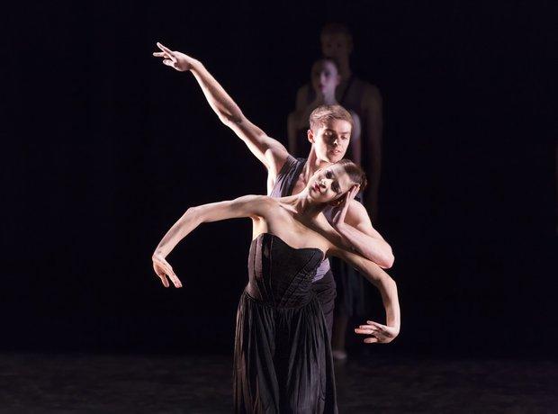 The Royal Ballet School Un Ballo