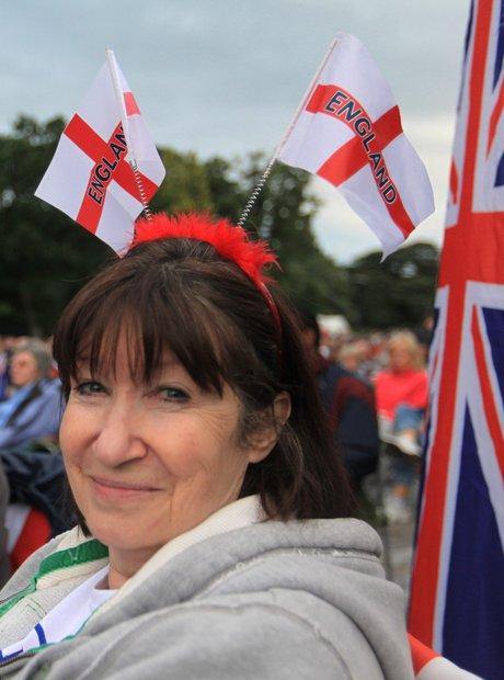 Warwick Castle Summer Proms 2012