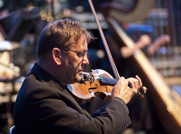 Classic FM Opera in the Park July 2012