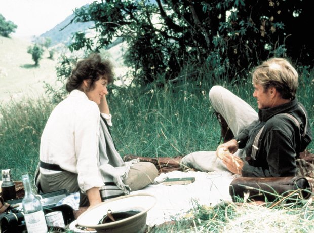 Out Of Africa John Barry Streep Redford