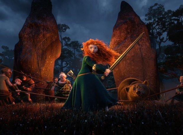 'Brave' Film Still