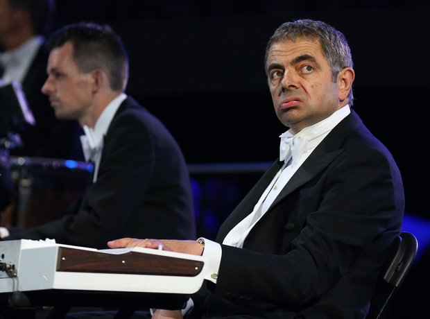 Chariots of Fire Rowan Atkinson Mr Bean