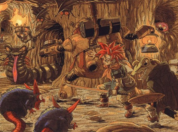Chrono Trigger - Concert Hall Favourite? - The best video game music
