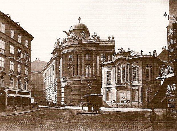 Hofftheatre Vienna