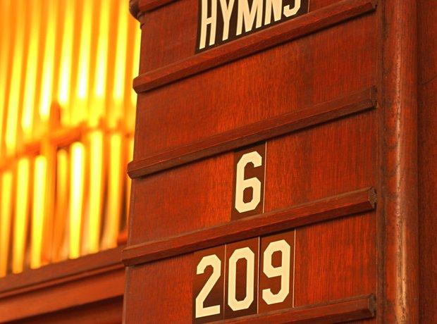 church hymn