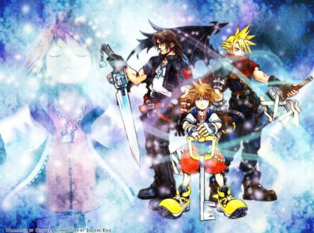 Kingdom Hearts packshot