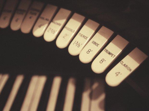 trumpet organ