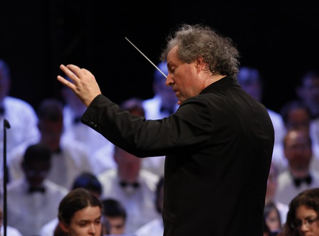 Verbier Festival 2012, Manfred Honeck