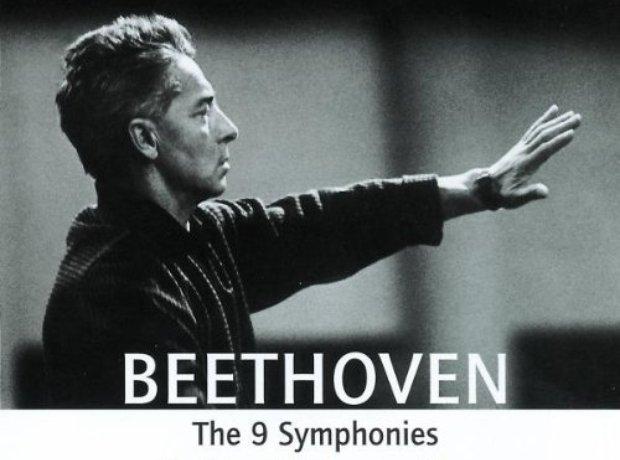 Karajan beethoven symphonies