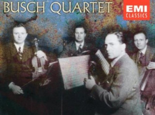 The Busch Quartet - String Quartet No. 7 - 9