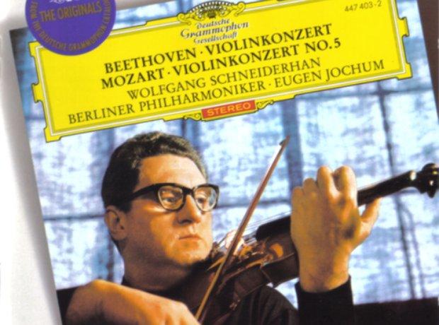 Wolfgang Schneiderhan - Violin Concerto Op. 61