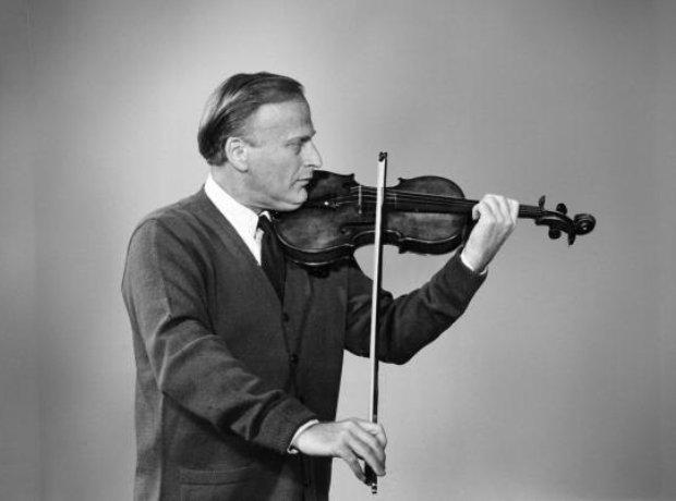 Yehudi Menuhin (1916 – 1999)