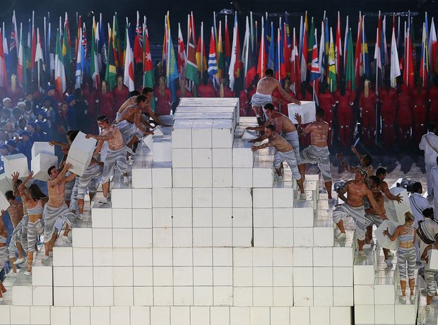 2012 Olympic Closing Ceremony