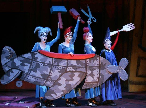 Austria Opera Magic Flute