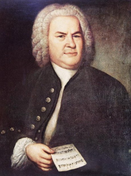 Ave Maria's composer JS Bach
