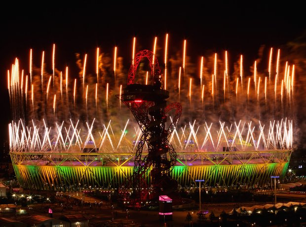 Olympic Closing Ceremony 2012