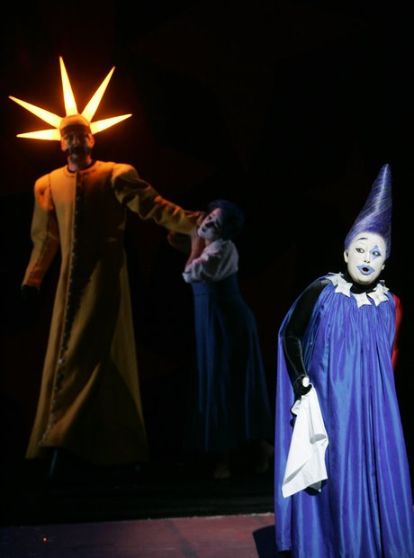 The Magic Flute, Vienna