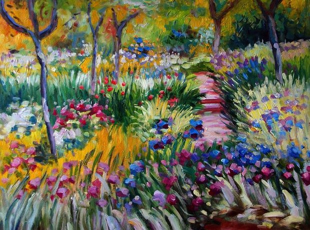 Claude Monet impressionism