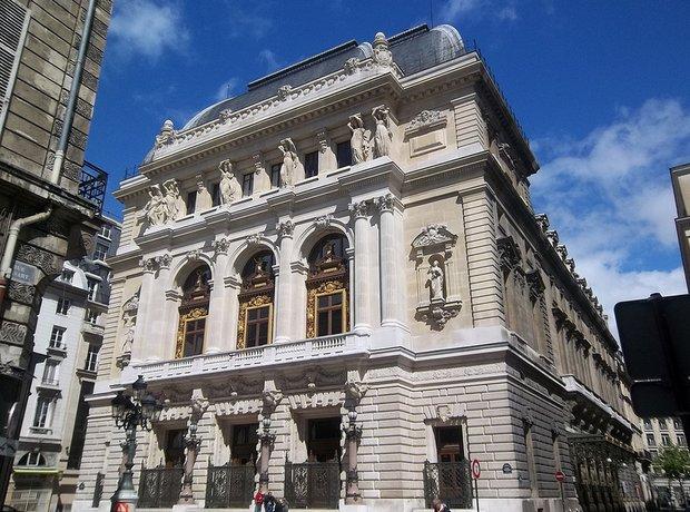 comic opera paris