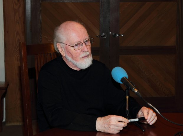 John Williams talks to Classic FM