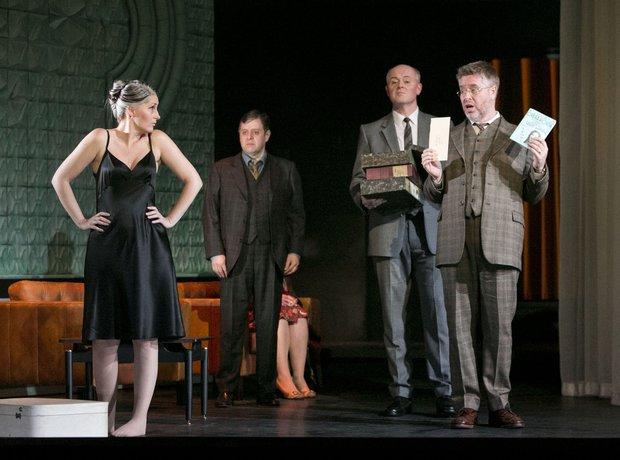Opera North at the Edinburgh Festival