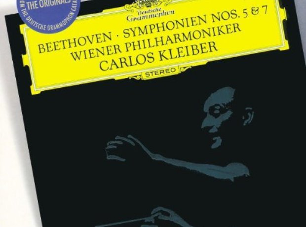 Beethoven - Symphonies No. 5 & 7 (Kleiber, Vienna album cover