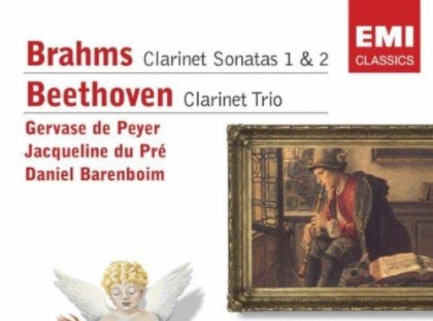 Brahms - Clarinet Sonatas 1 & 2 (Gervase de Peyer/