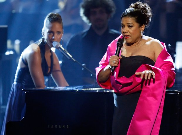 Kathleen Battle Alicia Keys