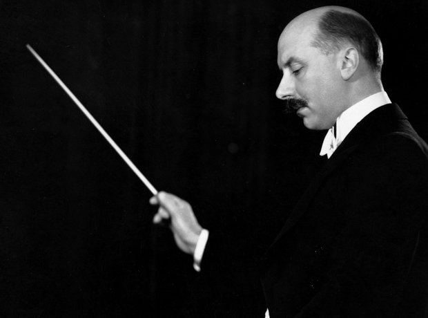 Adrian Boult conductor Holst Planets