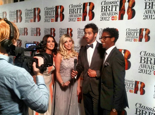 Amore Classic BRITs 2012