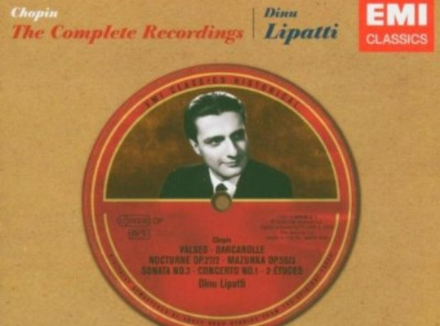 Chopin - The Complete Recordings (Dinu Lipatti)