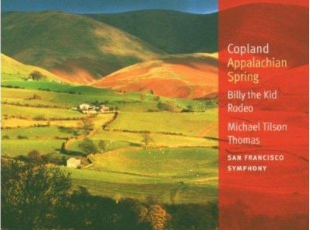 Copland - Appalachian Spring (San Franciso Symphon