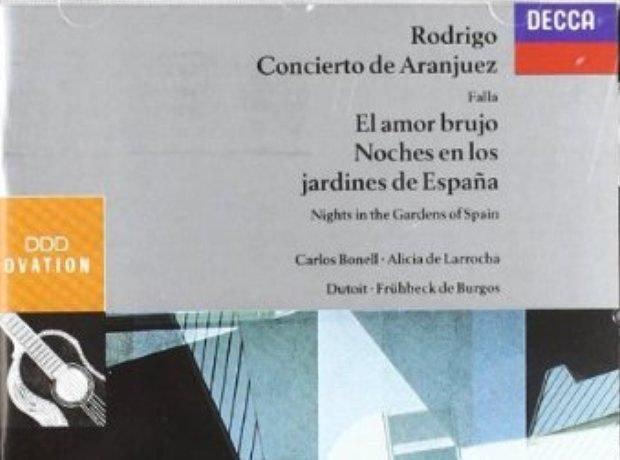 Falla / Rodrigo - Concierto De Aranjuez