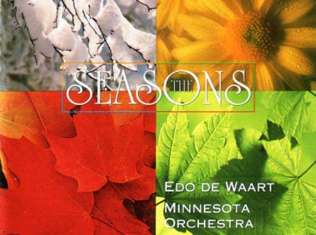 Glazunov - Seasons (Minnesota Orchestra/Edo de Waa