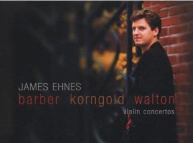 Korngold/Barber/Walton - Violin Concertos