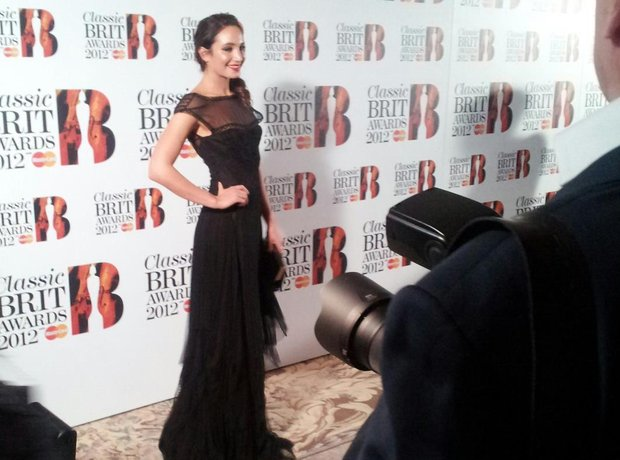 laura wright classic brits