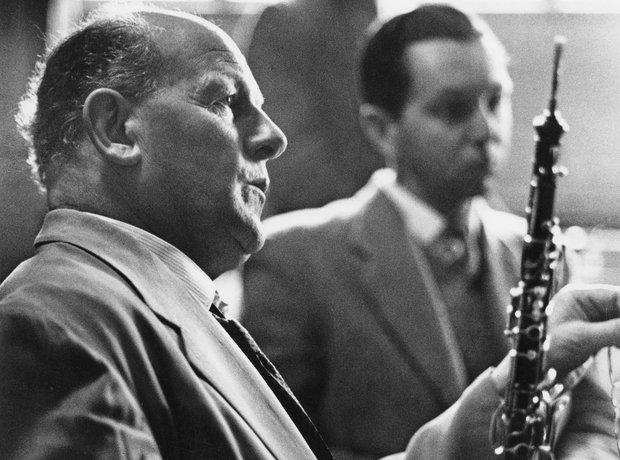 Leon Goossens oboe