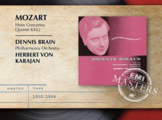 Mozart - Horn Concertos & Quintet