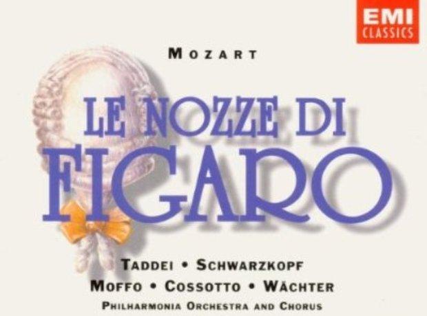 Mozart - Marriage of Figaro