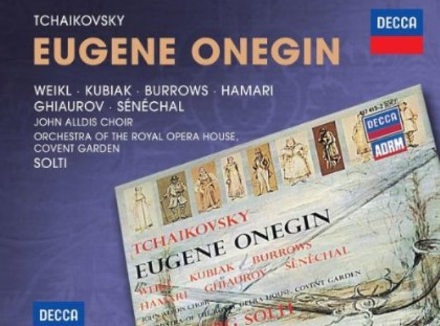 Tchaikovsky - Eugene Onegin