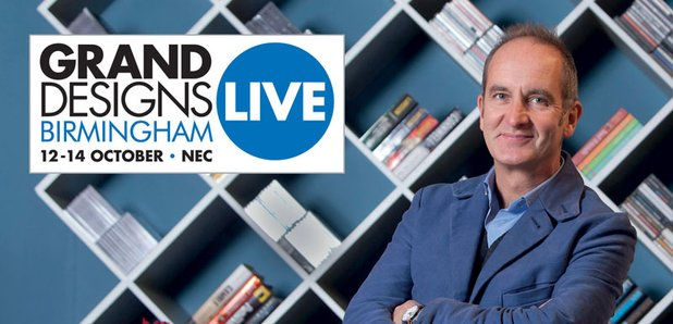 Vip Tickets To Grand Designs Live