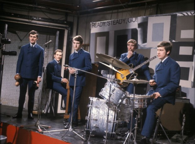 Moody Blues, composers of Nights In White Satin