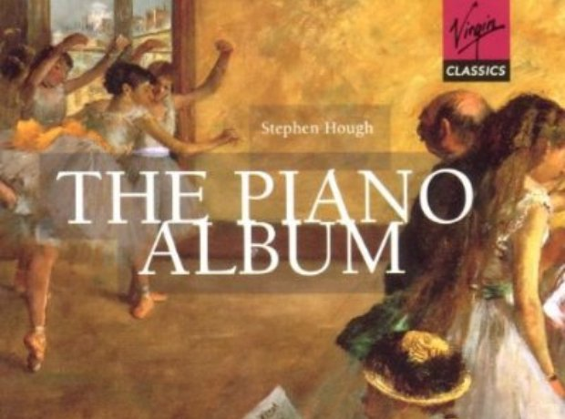 The Piano Album - Stephen Hough