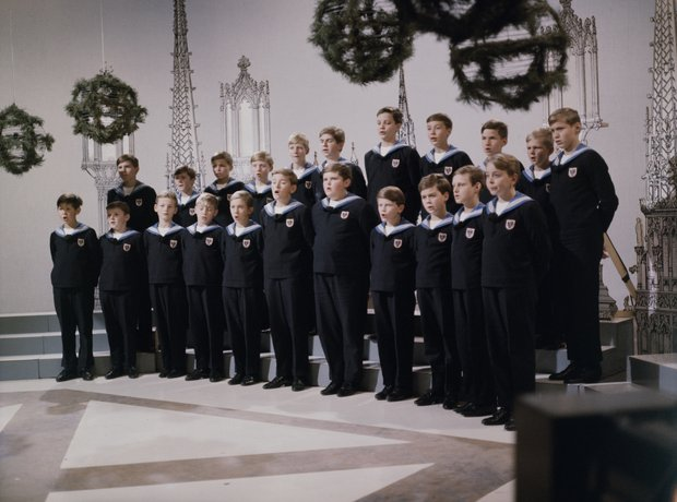 Vienna Boys Choir Christmas.An Album Of Christmas Songs Vienna Boys Choir One Of The